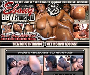 Ebony BBW Porno - fat black chubby sex movies and xxx videos