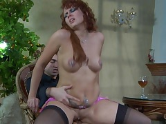 Alice&Marcus naughty mature video